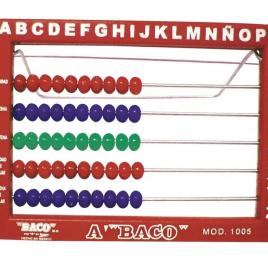 ABACO BACO PEQUEÑO 1005 COLORES
