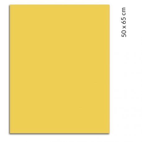 CARTULINA COLE IRIS 180GRS. AMARILLO OSCURO 5065CM