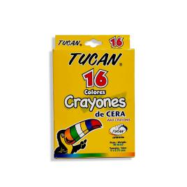 CRAYON TUCAN CERA 16 COL