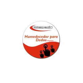 HUMEDECEDOR PRECISION P/DEDOS 56GRS.