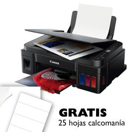 IMPRESORA CANON PIXMA G2110 MULTIFUNCIONAL