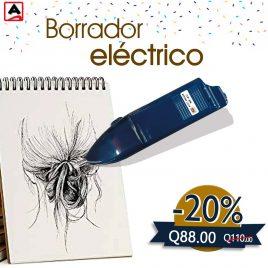 BORRADOR MAGIC ELECTRICO NE-60C